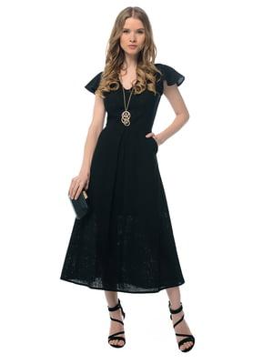 Платье черное | 5073695