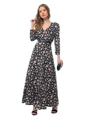 Платье в цветочный принт | 5073703