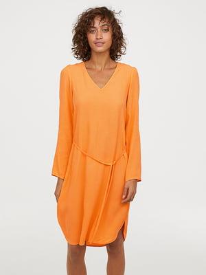 Платье желтое | 5073157