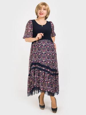 Сукня в квітковий принт | 5073710