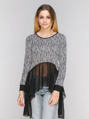 Блуза в принт | 4351218