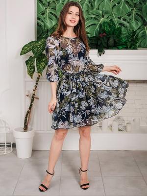 Сукня в квітковий принт | 5074251