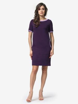 Сукня фіолетова | 5074587