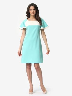 Сукня двоколірна | 5074604