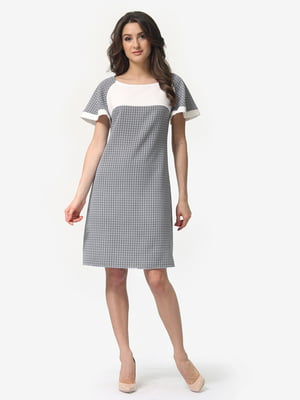 Сукня двоколірна | 5074605