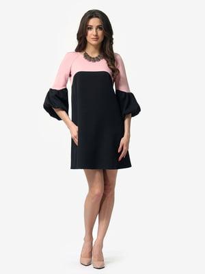 Сукня двоколірна | 5074608