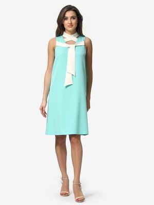 Сукня м'ятного кольору | 5074653