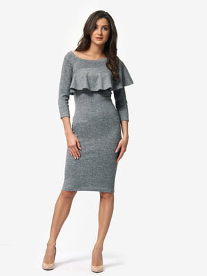 Сукня сіра | 5074667