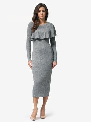 Сукня сіра | 5074668