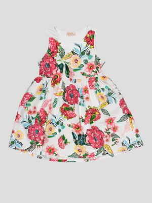 Сукня в квітковий принт | 5073437