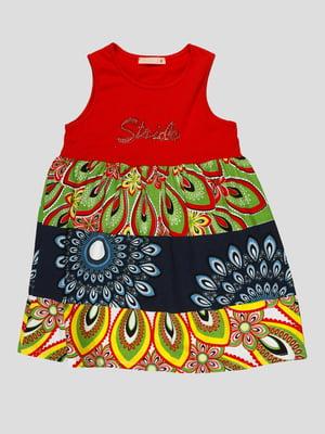 Сукня в принт | 5073395