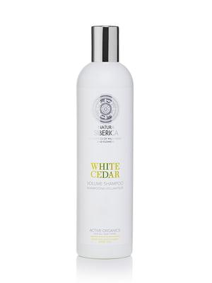 Шампунь для волосся «Об'єм. Білий кедр» (500 мл) | 5074510