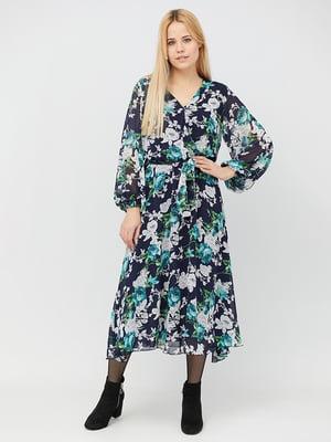 Сукня в квітковий принт | 5076450
