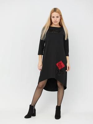 Платье черное | 5076458