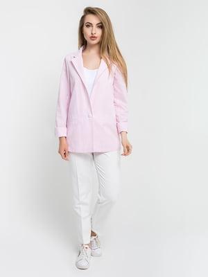 Жакет рожевий | 5076482