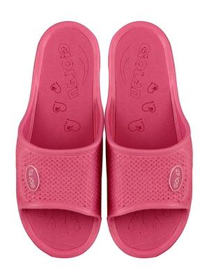 Шльопанці рожеві | 5076513