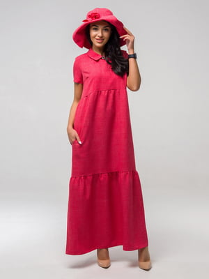 Сукня коралова | 5076530
