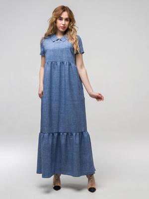 Сукня синя | 5076531