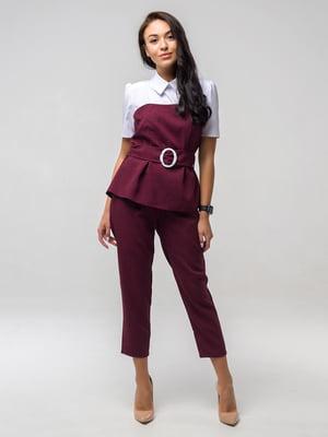 Комплект: блуза и брюки | 5076535