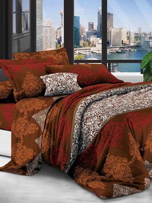 Комплект постельного белья двуспальный (евро)   5076658