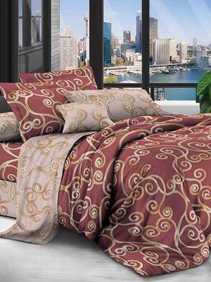 Комплект постельного белья двуспальный (евро)   5076669