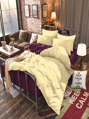 Комплект постельного белья полуторный | 5066918