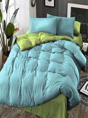 Комплект постельного белья двуспальный | 5067029