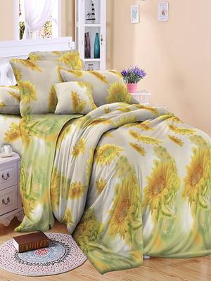 Комплект постельного белья двуспальный | 5067043