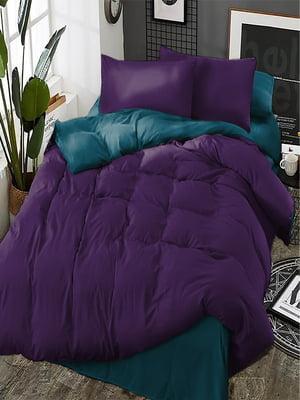 Комплект постельного белья двуспальный (евро) | 5067056