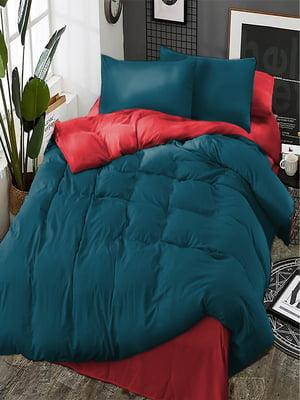 Комплект постельного белья двуспальный (евро)   5067071