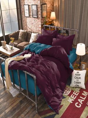 Комплект постельного белья двуспальный (евро) | 5067080