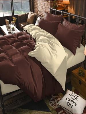Комплект постельного белья двуспальный (евро)   5067083