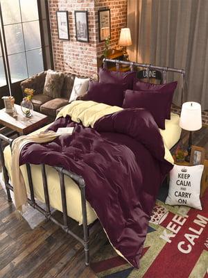 Комплект постельного белья двуспальный (евро) | 5067087