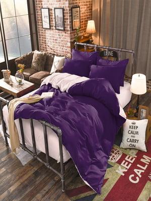 Комплект постельного белья двуспальный (евро) | 5067092