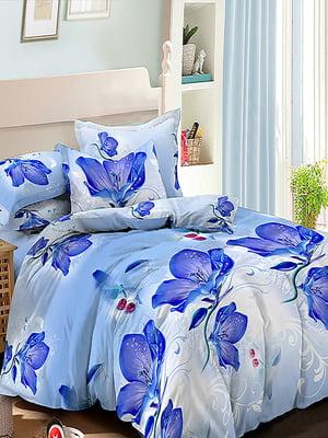 Комплект постельного белья двуспальный (евро) | 5067119