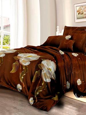 Комплект постельного белья двуспальный (евро)   5067121