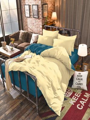 Комплект постельного белья | 5067137