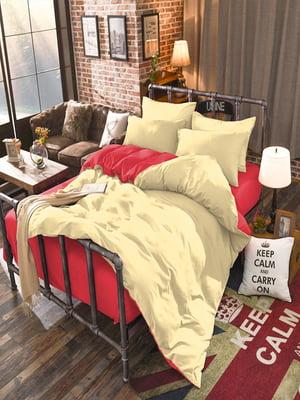 Комплект постельного белья | 5067152