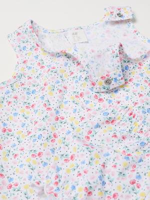 Блуза в цветочный принт | 5066466