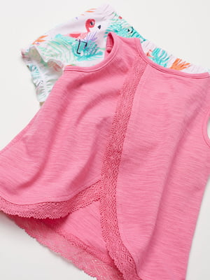 Блуза рожева | 5066491