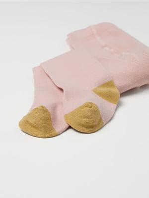 Колготки рожеві | 5079551