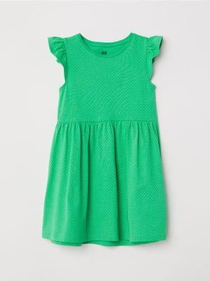 Платье зеленое | 5079745