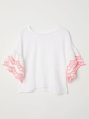 Блуза біла | 5079752