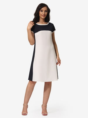Сукня двоколірна   5079789