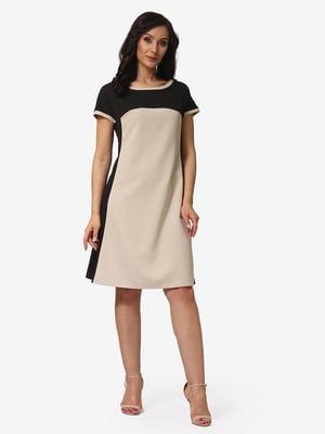 Сукня двоколірна | 5079802