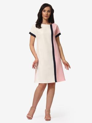 Сукня триколірна   5079811