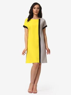 Платье трехцветное | 5079814