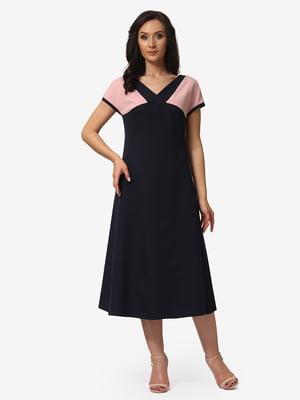 Сукня двоколірна | 5079818