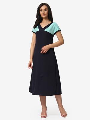 Сукня двоколірна | 5079819