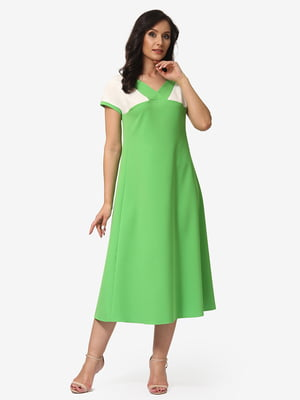 Сукня двоколірна | 5079820